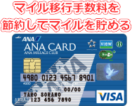 ana visa節約